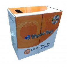 CAT5e UTP Cable (305m/Box) Threeboy